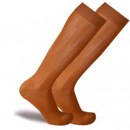 """""""Ramses"""" - Calze Lunghe in Filo di Scozia, a coste. Confezione da 6 paia"""