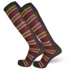 """""""Columbia - calze lunghe in caldo cotone fantasia"""