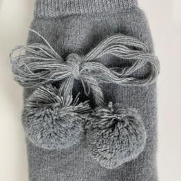 Wool & Cashmere - Calzini con Antiscivolo in Lana & Cashmere
