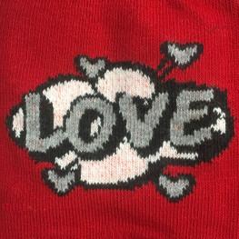 """GAMBALETTO BIMBA """"LOVE"""""""