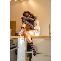 Wool & Cashmere - Calzini Donna in Lana & Cashmere