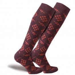 LANA & SETA - calze da donna lunghe