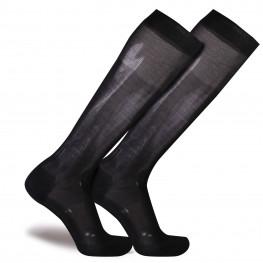 """""""OXFORD"""" - SETA PURA - calze da uomo lunghe"""