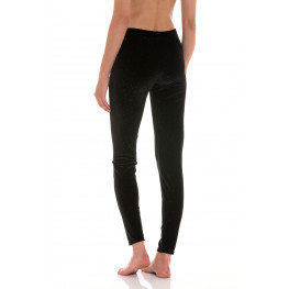 Leggings Velluto Lurex
