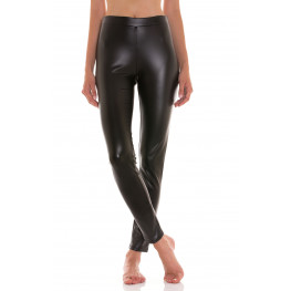 Leggings Termico in Eco-pelle