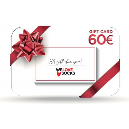 GIFT CARD 60€
