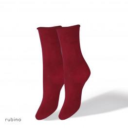 Calzini Termici da Donna in Caldo Cotone, senza elastico