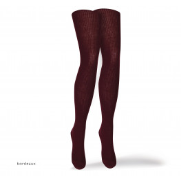 """WOOL CARESS"" - COLLANT DONNA 150 DENARI IN LANA MERINO'S A COSTE"